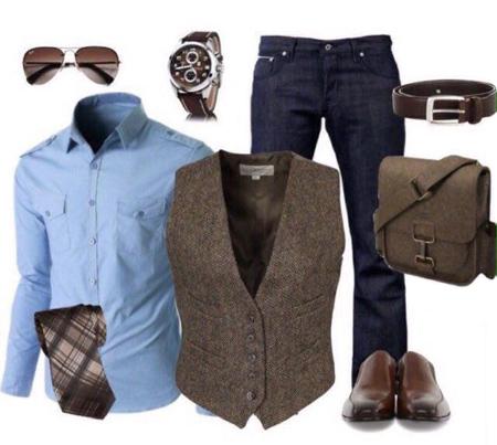 شک ترین و جدیدترین مدل های ست لباس مردانه