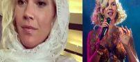 فیلم بازداشت جاس استون خواننده زن انگلیسی در کیش