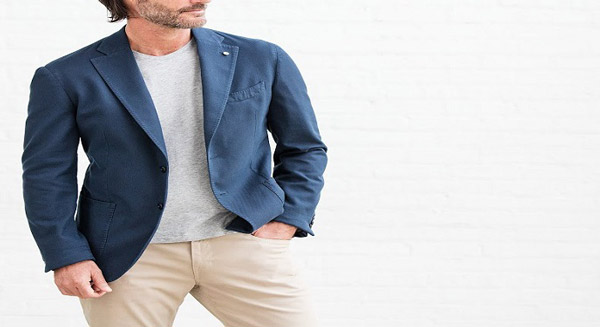 نکته هایی برای ست کردن کت مردانه را با انواع لباس ها