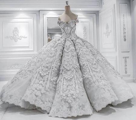 جدیدترین مدل لباس عروس مد امسال