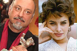 بازیگر ایرانی همبازی سوفیا لورن شد (عکس)