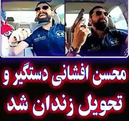 دلیل اصلی زندانی شدن محسن افشانی افشا شد