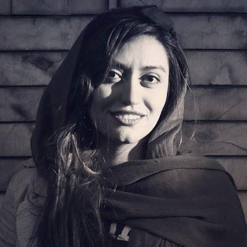 خانم بازیگر جوان ایرانی درگذشت (عکس)
