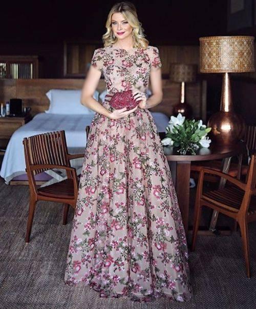 زیباترین مدل های لباس مجلسی مادر عروس و مادر داماد