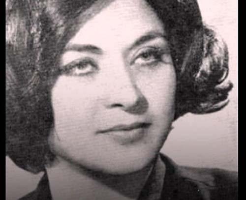 خانم خواننده ی قبل از انقلاب درگذشت (عکس)