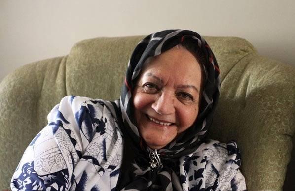 عکس تکاندهنده بازیگر زن ایرانی مشهور