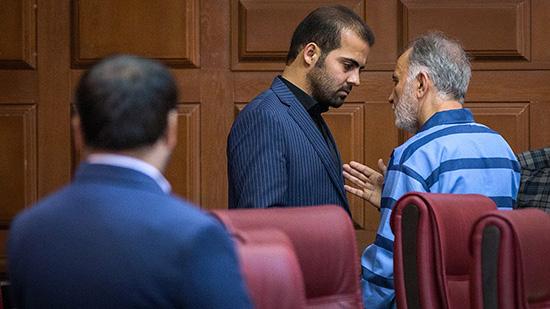 نجفی شهردار سابق تهران اعدام میشود (عکس)