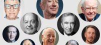 با ثروتمندترین افراد جهان آشنا شوید (عکس)