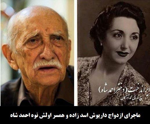 مصاحبه و معرفی سه همسر داریوش اسد زاده (عکس)