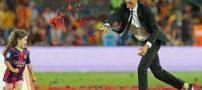 دختر سرمربی و فوتبالیست سرشناس درگذشت (عکس)