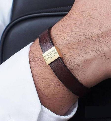 جدیدترین مدل های امروزی دستبند پسرانه (عکس)