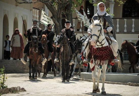 آرامگاه بانوی سردار کجاست؟ (عکس)
