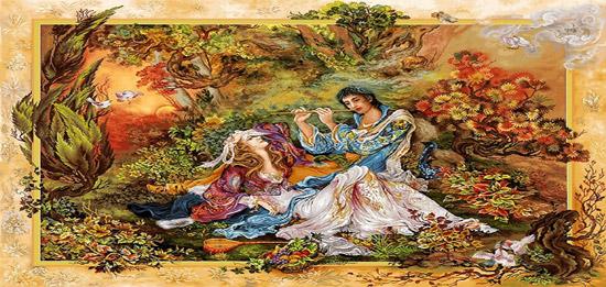 4 شاعر نامی از گذشته تا امروز که درباره عشق سخن میگویند