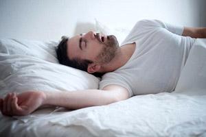 علت ریزش آب دهان در خواب چیست؟