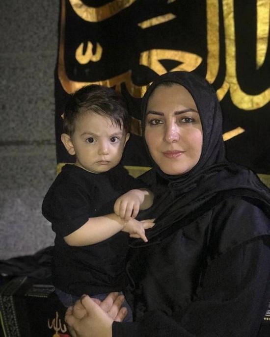 عکس های عزاداری چهره های ايرانی در محرم