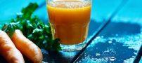 بهترین راه برای پاک کردن لکه آب هویج