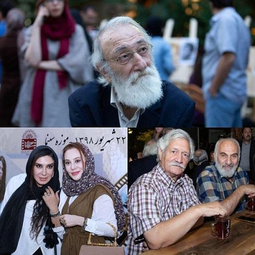 هنرمندان در مراسم گرامیداشت «روز ملی سینما»