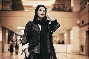 تيپ بازيگران در جشن سینما (عكس)