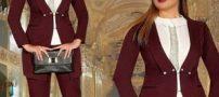 مدل کت و شلوار زنانه بلند
