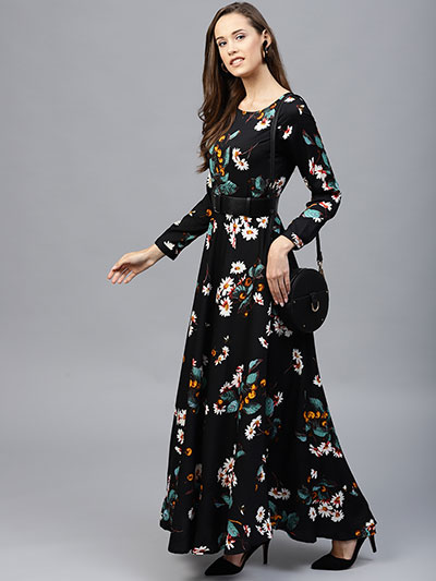 مدلهای لباس ماکسی 2019