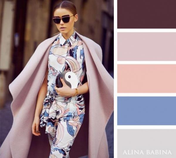 ترکیب رنگ جذاب برای داشتن تیپ زیبا در فصل پاییز