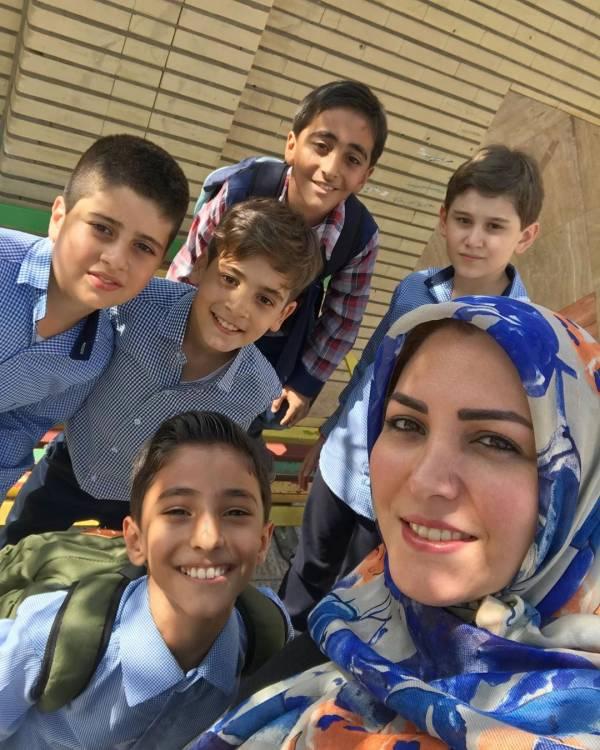 عکس های جدید از فرزندان بازیگران ایرانی