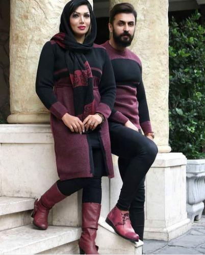 جدیدترین مدل ست های شیک زنانه و مردانه پاییزی
