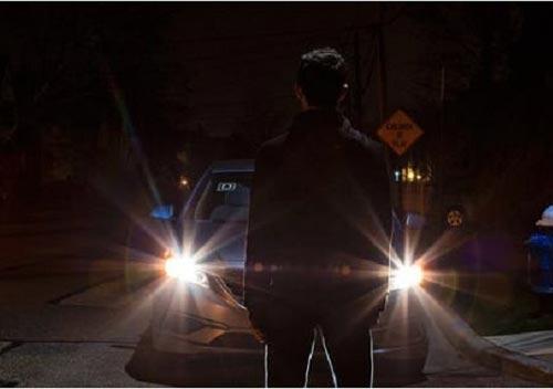 عکس های ترسناک از ارواح بزرگراه ها