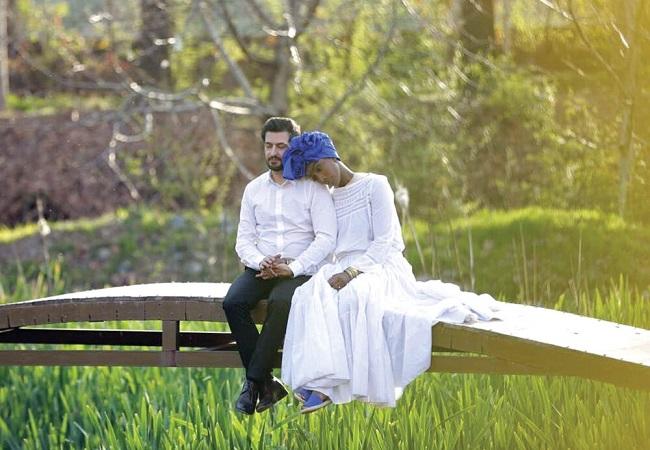 ازدواج پسر ایرانی  با دختر ملکه قبیله آفریقایی +عکس