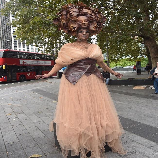 زامبیها در لندن!