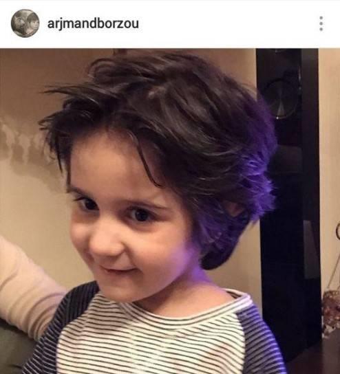 فرزندان سلبریتی های ایرانی