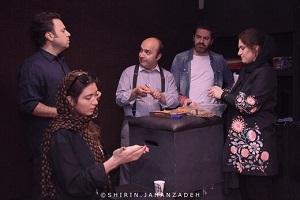 بهزاد عمرانی و سیاوش صفاریانپور بازیگر شدند