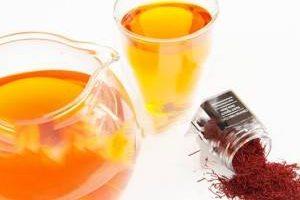 با خواص بی نظیر چای زعفران آشنا شوید