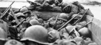 عکس هایی حیرت انگیز از جنگ جهانی دوم