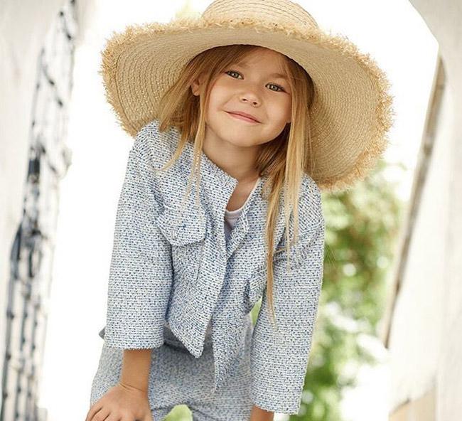 آلینا یاکوپووا زیباترین دختر جهان در سال 2020