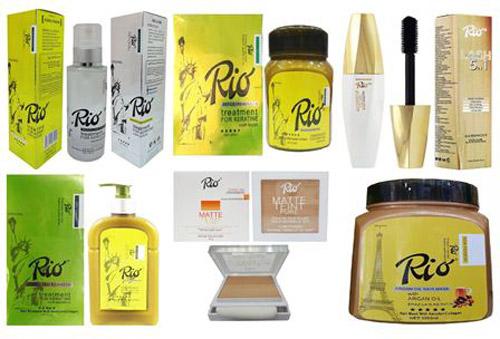معرفی محصولات برند ریو RIO