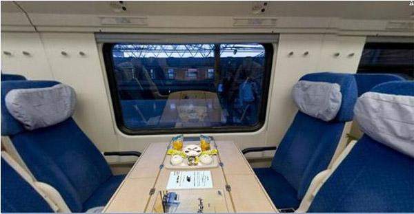 خرید اینترنتی بلیط قطار رجا
