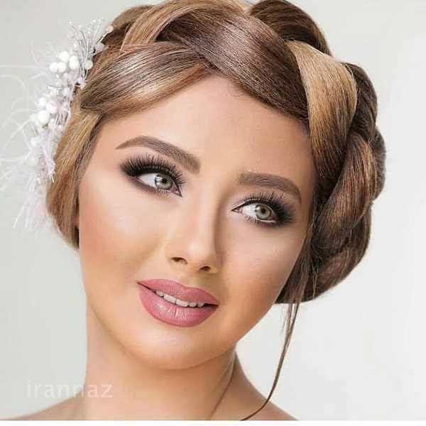 جدیدترین عکسهای میکاپ عروس با متد های بروز 2020