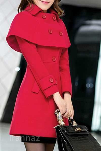 50 مدل پالتو زنانه شیک و مجلسی ویژه زمستان سال جدید