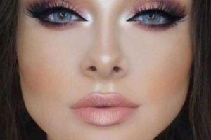 جدیدترین مدلهای میکاپ صورت لاکچری و جذاب برای مهمانی ها و مجالس