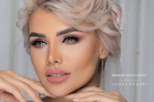 50 عکس آرایش صورت و مو عروس جدید ویژه سال 99 – 2020