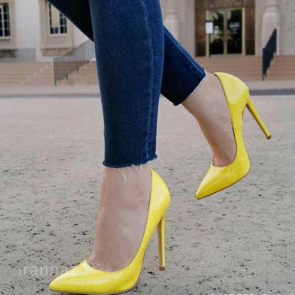 50 عکس مدل کفش مجلسی زنانه 2020 - 99