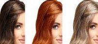 نکته هایی مهم در انتخاب رنگ مو