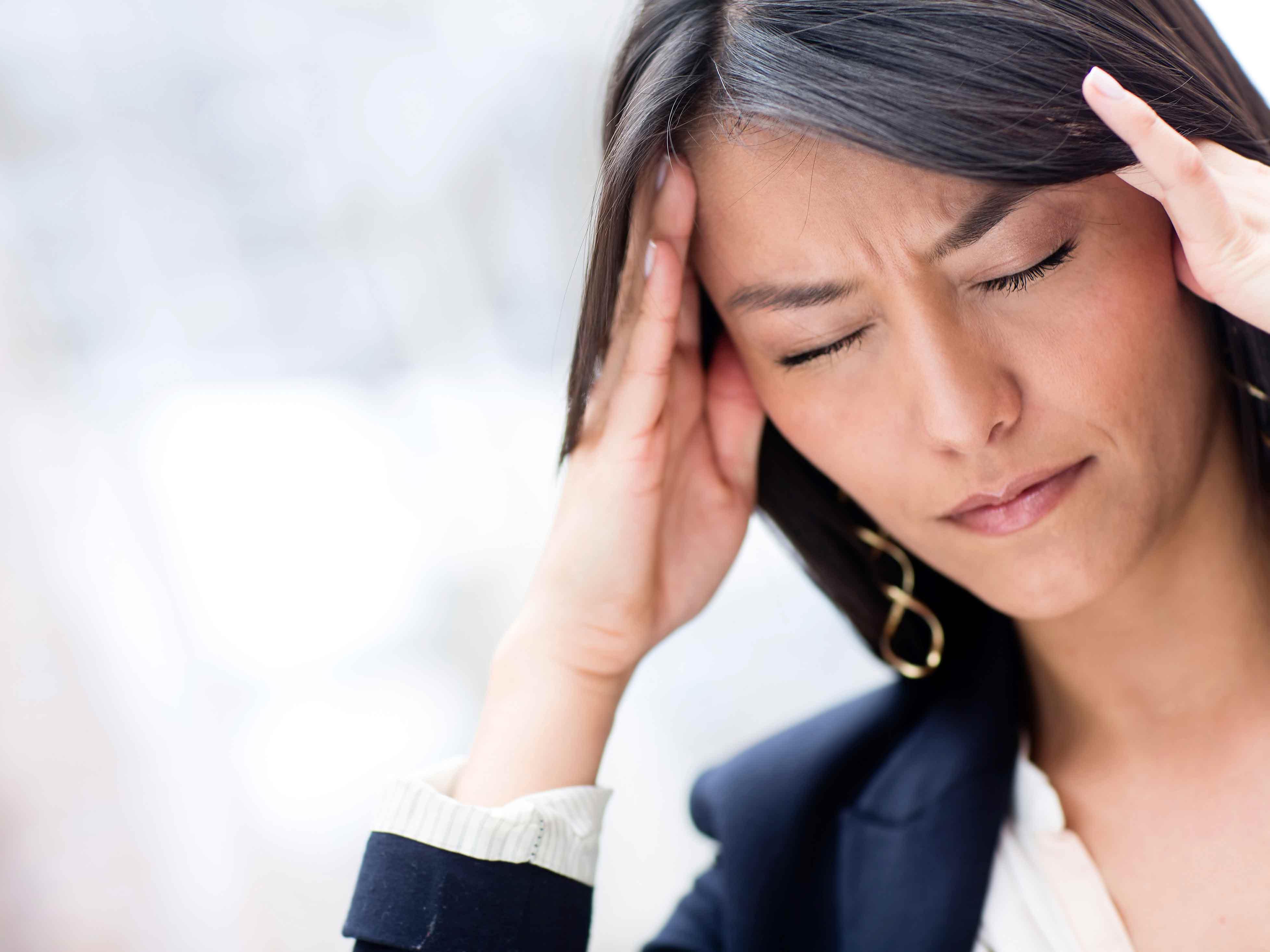 علت سرگیجه در دوران قاعدگی چیست؟