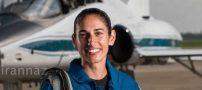 یاسمن مقبلی فضانورد ایرانی الاصل