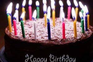 عکس و جملات عاشقانه برای تبریک تولد