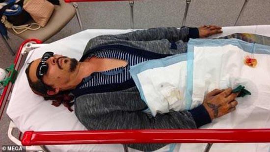 اعتراف امبر هرد به کتک زدن جانی دپ ( تصاویر )