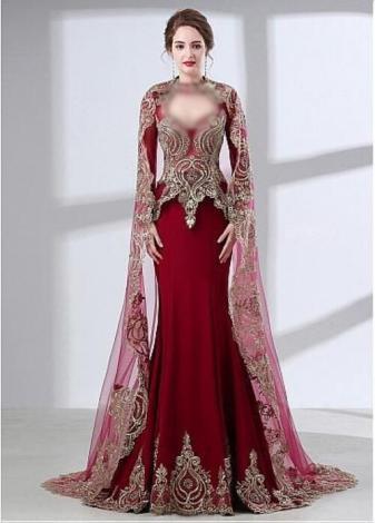 شیک ترین مدل های لباس مجلسی ترکیه ای