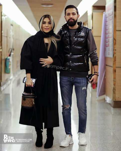 کنسرت رفتن محسن افشانی و همسرش بعد از آزادی از زندان (عکس)