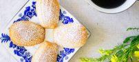 طرز تهیه شیرینی صدفی برای نوروز ( عکس )